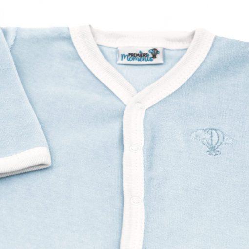 Pyjama Azur Détail 1