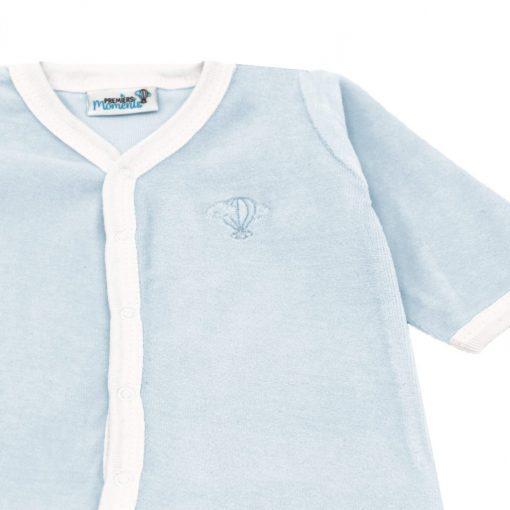 Pyjama Azur Détail 6