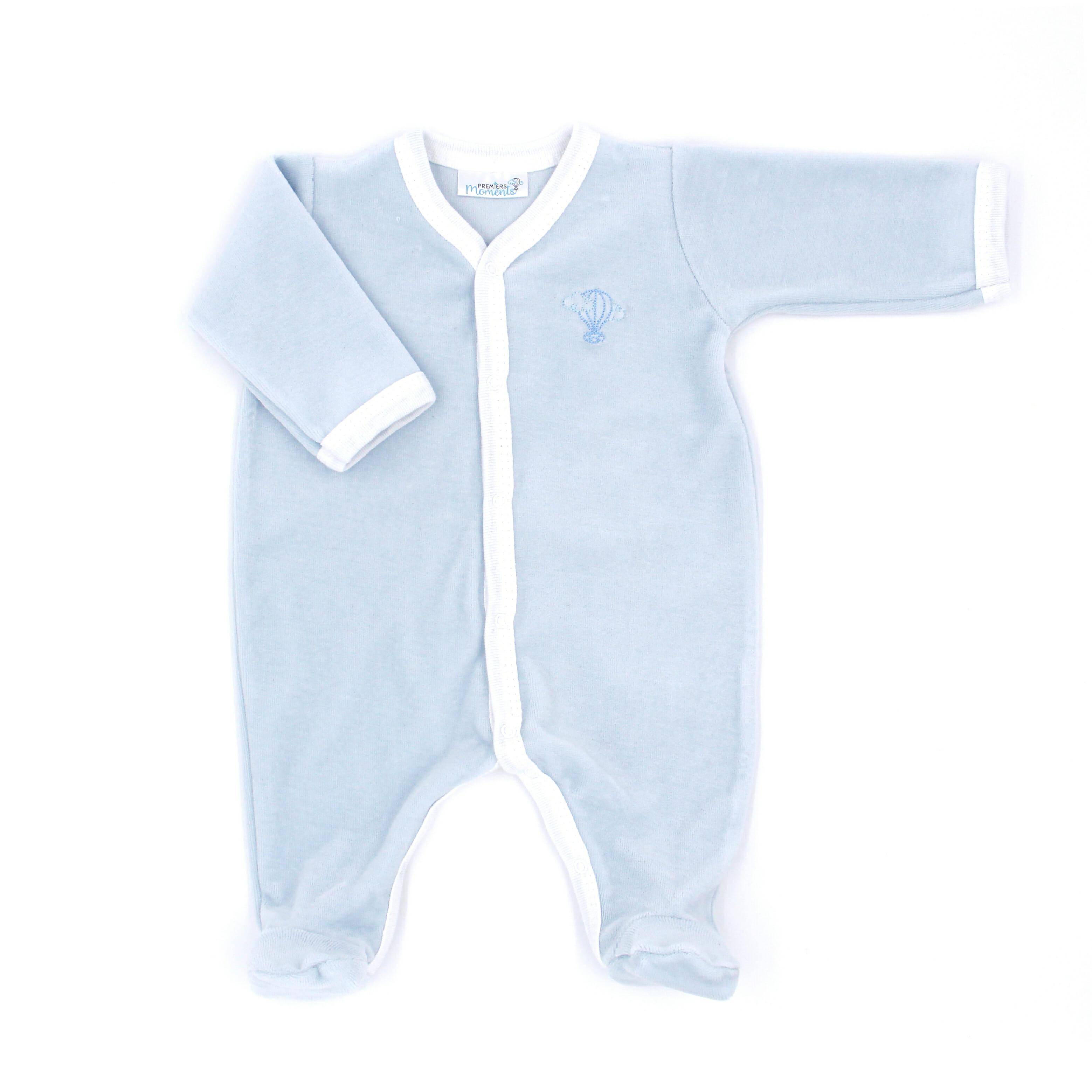 Pyjama Azur Premiers Moments