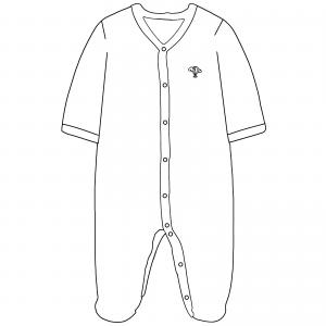 Pyjama Neutre Premiers Moments