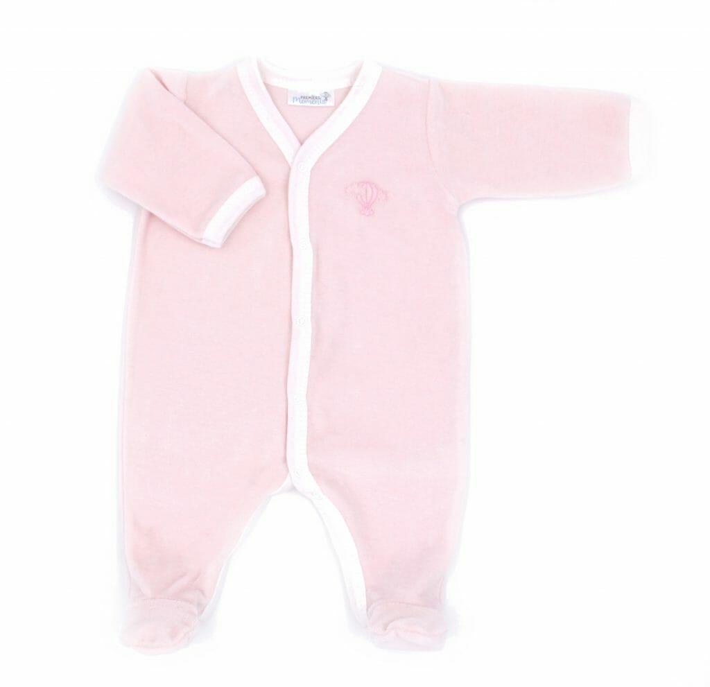 Pyjama Pivoine Premiers Moments