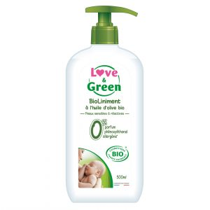 Liniment Bio Love & Green 500ml