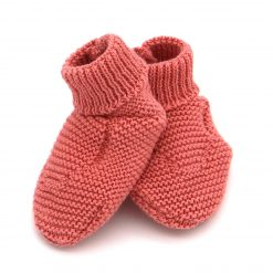 Chaussons Corail Premiers Moments