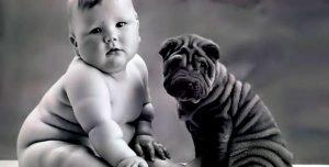 J'attends un gros bébé