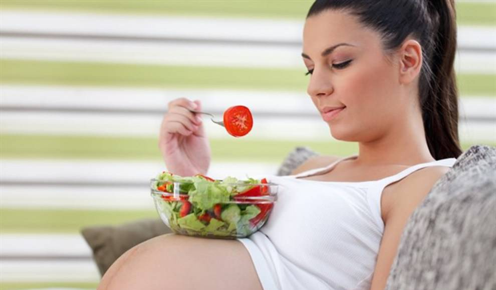 salade grossesse