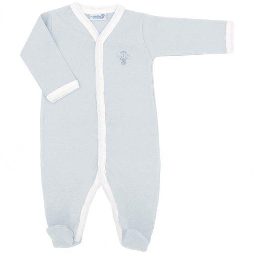 Pyjama leger Azur bras tendu