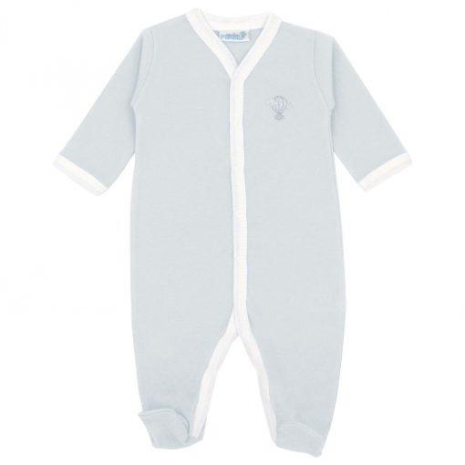 Pyjama leger Azur face