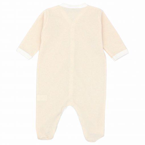 Pyjama leger Creme dos