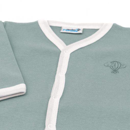 Pyjama leger Foret detail