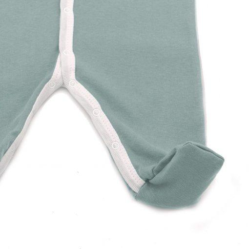 Pyjama leger Foret detail pied