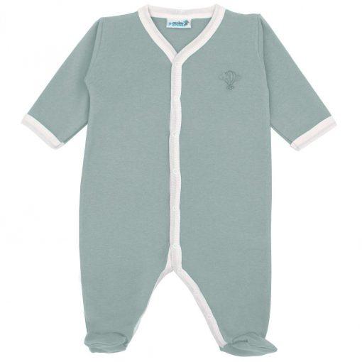 Pyjama leger Foret face