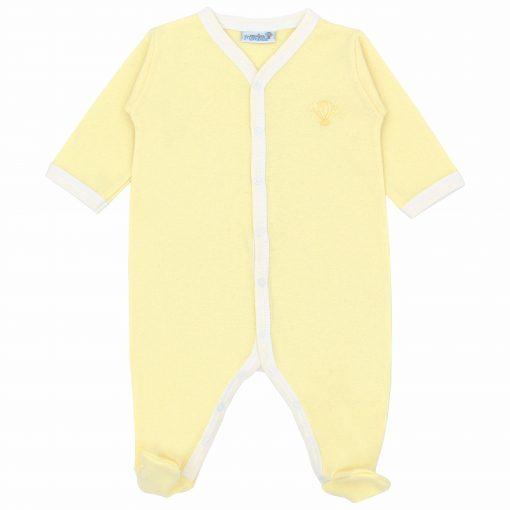 Pyjama leger Mimosa face
