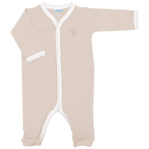 Pyjama leger Noisette bras tendu
