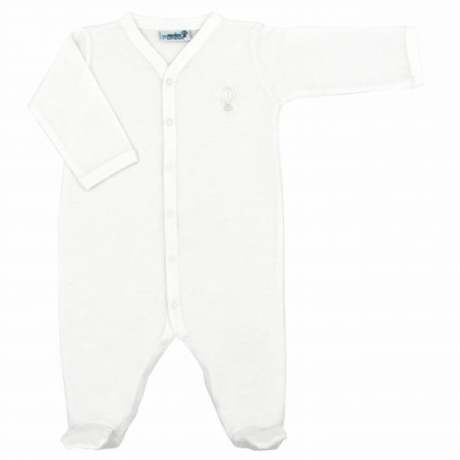 Pyjama leger Nuage bras tendu