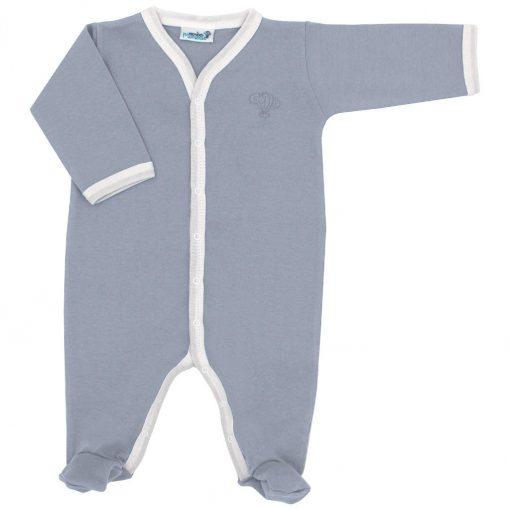 Pyjama leger Ocean bras tendu