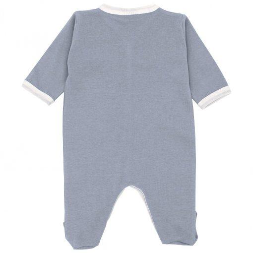 Pyjama leger Ocean dos