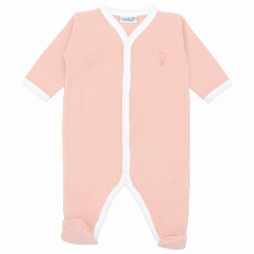 Pyjama leger Peche face