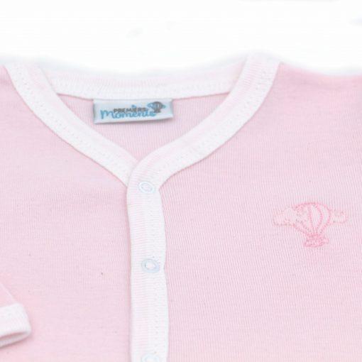 Pyjama leger Pivoine detail