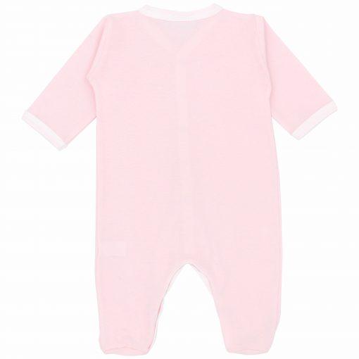 Pyjama leger Pivoine dos
