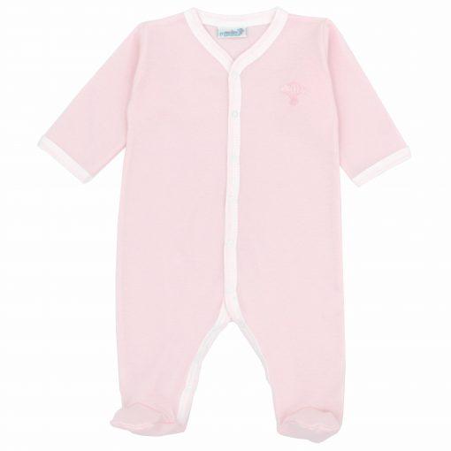 Pyjama leger Pivoine face