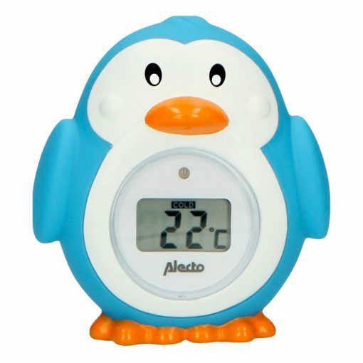 Thermomètre de bain Pingouin